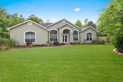 Long Beach Single Family Home For Sale: 28 Scott Station Cv