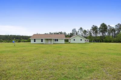 Saucier Single Family Home For Sale: 22030 Houston Ladner Rd
