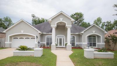 Biloxi Single Family Home For Sale: 2307 Rue Maison