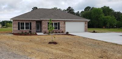 Gulfport Single Family Home For Sale: 18539 Pine Forrest Rd