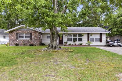 Gulfport Single Family Home For Sale: 3 40th St