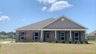 Biloxi Single Family Home For Sale: 9089 River Birch Dr