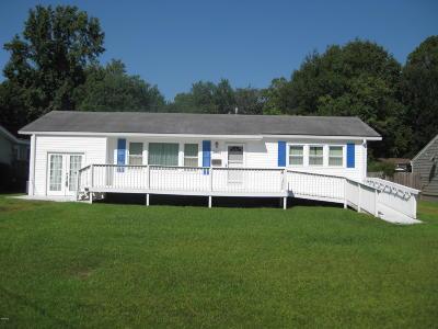 Gulfport Single Family Home For Sale: 3905 Washington Ave