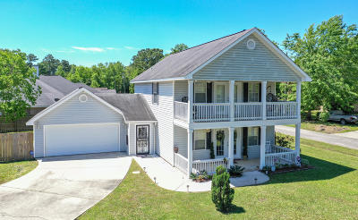 Ocean Springs Single Family Home For Sale: 9201 E Ridgeview Dr