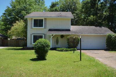Diamondhead Single Family Home For Sale: 682 Koko Ct