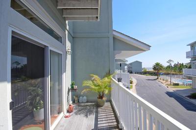 Long Beach Condo/Townhouse For Sale: 724 W Beach Blvd #724