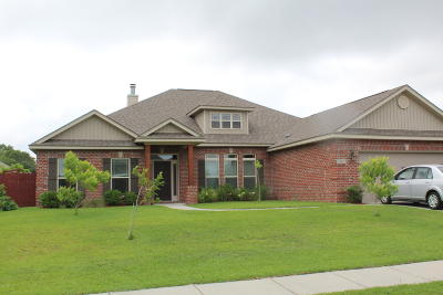 Gulfport Single Family Home For Sale: 10471 Chapelwood Dr