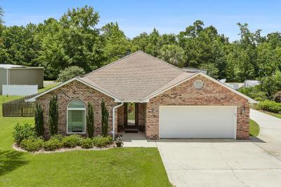 Diamondhead Single Family Home For Sale: 2370 Coelho Way
