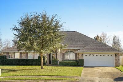 Biloxi Single Family Home For Sale: 14994 E Shadow Creek Dr