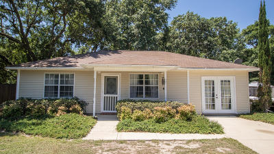 Ocean Springs MS Single Family Home For Sale: $108,900