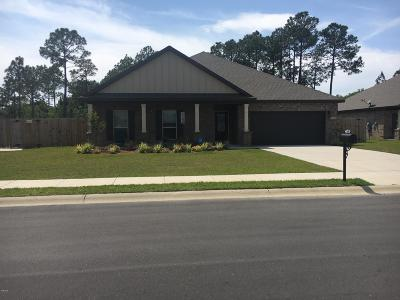 Ocean Springs Single Family Home For Sale: 6630 Sugarcane Cir