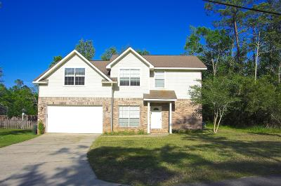 Biloxi Single Family Home For Sale: 972 Campbell Dr