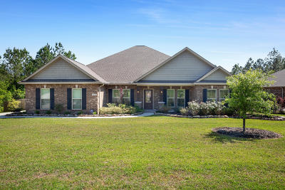 Ocean Springs Single Family Home For Sale: 9608 Sanctuary Blvd