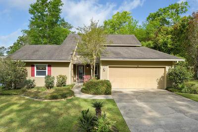 Diamondhead Single Family Home For Sale: 5545 Hanauma St