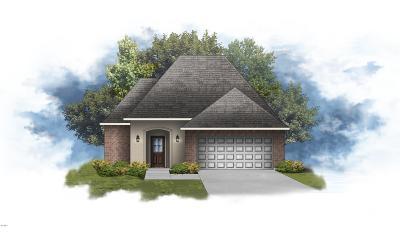 Biloxi Single Family Home For Sale: 893 Reunion Place Cir