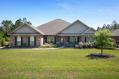 Ocean Springs Single Family Home For Sale: 9608 Sanctuary Blvd
