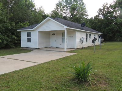 Gulfport Single Family Home For Sale: 1907 47th Ave