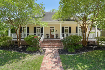 Gulfport Single Family Home For Sale: 21 Colonel Wink Dr