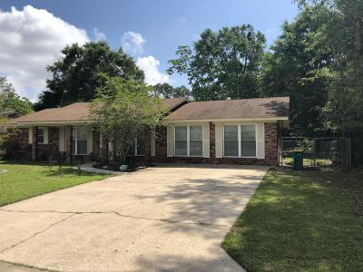 Biloxi Single Family Home For Sale: 826 Bluewood Dr
