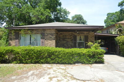 Gulfport Single Family Home For Sale: 634 24th St