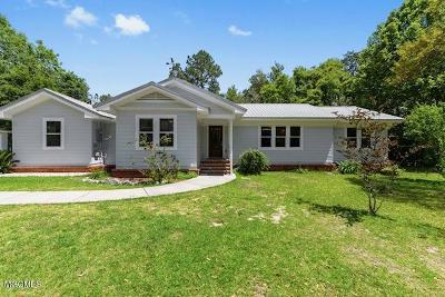 Ocean Springs Single Family Home For Sale: 7520 Fountainbleau Rd