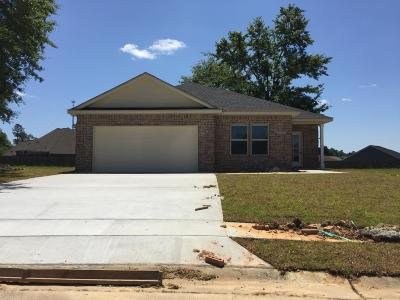 Gulfport MS Single Family Home For Sale: $167,000