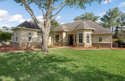 Ocean Springs Single Family Home For Sale: 2105 Whitney Oaks Dr