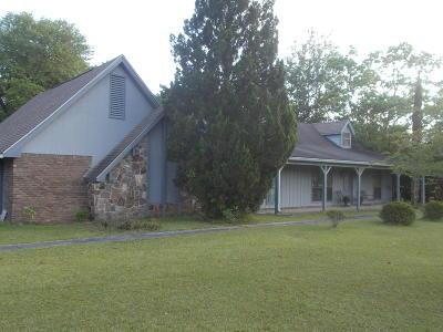 Biloxi Single Family Home For Sale: 15301 Big Ridge Rd