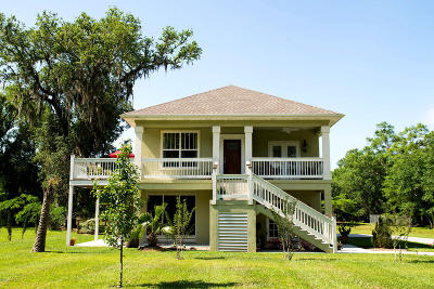 Bay St. Louis Single Family Home For Sale: 116 Beverly Dr