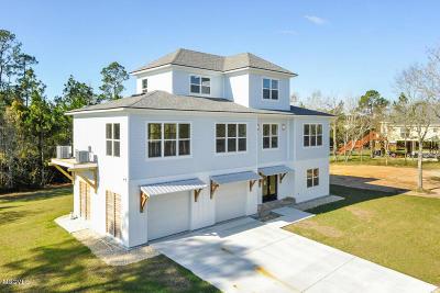 Biloxi Single Family Home For Sale: 14605 Antiqua Ct
