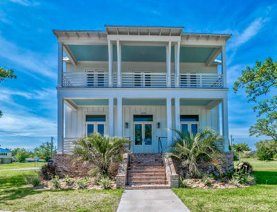 Gulfport Single Family Home For Sale: 4828 W Beach Blvd