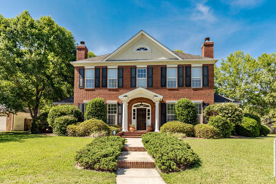 Ocean Springs Single Family Home For Sale: 2513 Promenade Blvd
