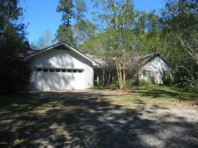 Diamondhead Single Family Home For Sale: 7580 Alakoko Dr
