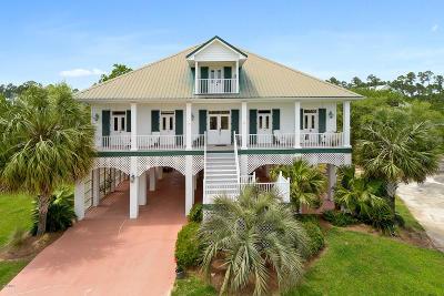 Diamondhead Single Family Home For Sale: 1334 Enos St