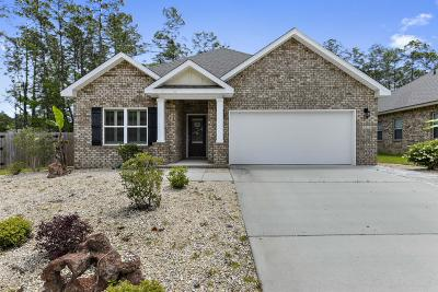 Biloxi Single Family Home For Sale: 5314 Overland Dr
