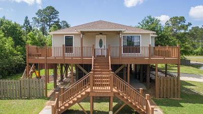 Biloxi Single Family Home For Sale: 6600 Martinique Dr