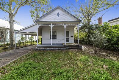 Ocean Springs Single Family Home For Sale: 522 Jackson Ave