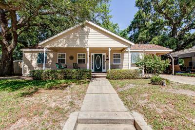 Biloxi Single Family Home For Sale: 232 Santini St