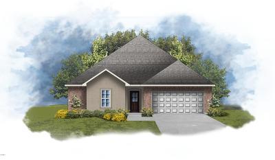 Biloxi Single Family Home For Sale: 1619 Reunion Place Cir