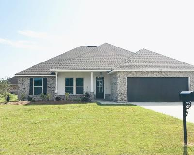 Gulfport Single Family Home For Sale: 14486 N Swan Rd