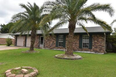 Biloxi Single Family Home For Sale: 778 Cambridge Dr