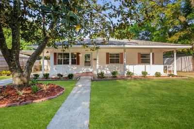 gulfport Single Family Home For Sale: 493 Gay Ave