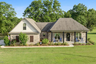 Saucier Single Family Home For Sale: 24181 Ryland Ridge Rd