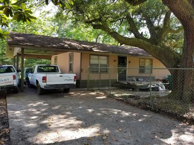 Gulfport Single Family Home For Sale: 5315 30th St