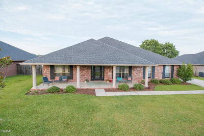 Gulfport Single Family Home For Sale: 17161 Excalibur Cir