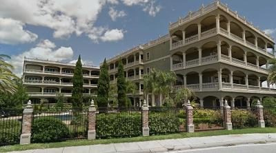 Gulfport Condo/Townhouse For Sale: 4640 Beach Blvd #B6