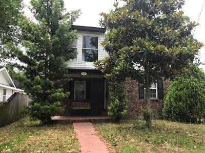 Biloxi Single Family Home For Sale: 185 Miramar Ave