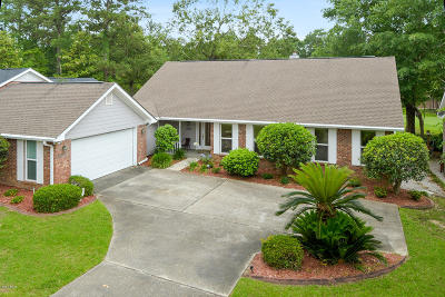 Diamondhead Single Family Home For Sale: 8707 W Diamondhead Dr