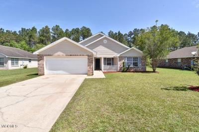 Gulfport Single Family Home For Sale: 14094 Gladys St