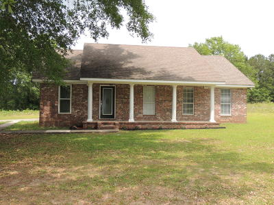 Saucier Single Family Home For Sale: 19654 Summergate Dr